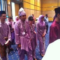 Photo taken at Dewan Seri Siantan by Harmizi R. on 10/14/2012
