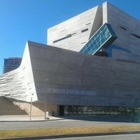 Photo taken at Perot Museum of Nature and Science by Amy W. on 12/20/2012