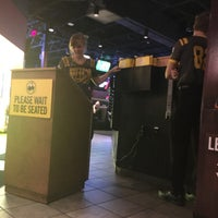 Photo taken at Buffalo Wild Wings by Rick W. on 11/19/2016