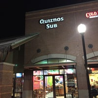 Photo taken at Quiznos by Glenn K. on 11/28/2015