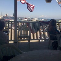 Photo taken at Finns Seafood Restaurant by Beth F. on 7/5/2013