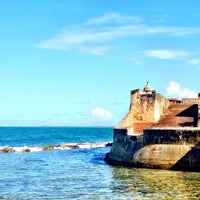 Photo taken at San Gerónimo Fort by Beth F. on 1/31/2015