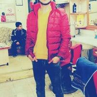 Photo taken at Mavı Köşe Kuaför Salonu by I'lkay C. on 12/23/2015
