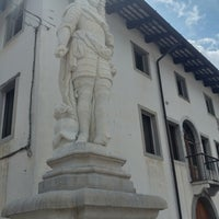 Photo taken at Piazza Grande by Milos S. on 6/28/2017