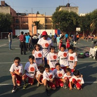 Photo taken at Instituto Inglés Mexicano by Ramón C. on 2/5/2016