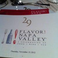 Photo taken at Vineyard 29 by Erica J. S. on 11/15/2012