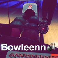 Photo taken at Go Planet Bowling by Busra K. on 7/17/2016
