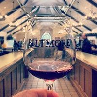 Photo taken at Biltmore Estate Winery by Ryan T. on 9/9/2013