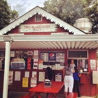 Photo taken at The Hamburger Haus by Ryan T. on 7/25/2013