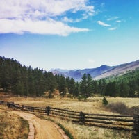 Photo taken at Heil Valley Ranch by Jonathan R. on 6/9/2015