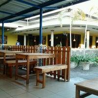 Photo taken at Kampoeng Steak & Shake by Norma T. on 10/9/2012