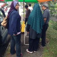 Photo taken at SK Bukit Gelugor by IcelemonteA K. on 11/16/2013
