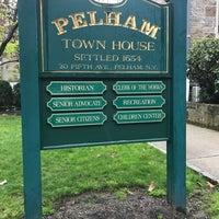 Photo taken at Pelham, NY by Alana V. on 4/22/2017