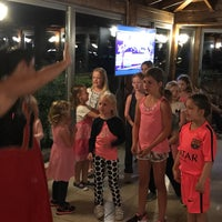 Photo taken at Aegean View Aqua Resort by Anniet L. on 5/5/2017