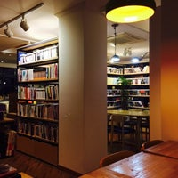 Photo taken at Book cafe 'The Story' by SungSoo K. on 7/30/2015