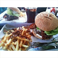 Photo taken at Pax Homemade Burgers by Ελενη Μ. on 8/6/2015