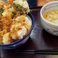 12/2/2017にけぶ す.が天丼てんや 植田焼山店で撮った写真