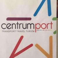 Photo taken at centrum port transport &travel by Onur Z. on 7/16/2015