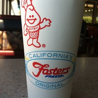 Photo taken at Fosters Freeze by Melissa B. on 7/26/2013