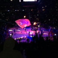 Photo taken at The Palace of Auburn Hills by Jonathan M. on 11/6/2013