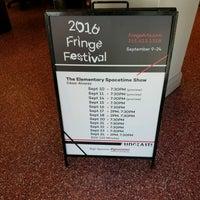 Photo taken at Arts Bank by Brett M. on 9/17/2016