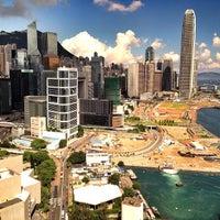 Photo taken at Grand Hyatt Hong Kong by Neew J. on 7/11/2013