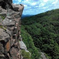 Photo taken at Sleeping Giant State Park by Jon S. on 8/4/2013