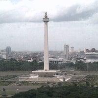 Photo taken at BPKD Lt.15, PROV. DKI JAKARTA by kristian t. on 1/11/2013