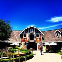 Photo taken at Caballo Estate by David L. on 7/31/2014