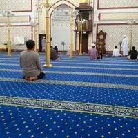Photo taken at Masjid Sepang by nazrul c. on 2/28/2016