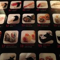 Photo taken at Ask de Chef - Fusion | Sushi | Lounge by Patrix J. on 1/4/2013