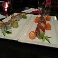 Photo taken at Ask de Chef - Fusion | Sushi | Lounge by Patrix J. on 7/2/2013