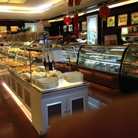 Photo taken at Holland Bakery by HG on 2/17/2013