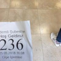 Photo taken at Garanti Bankası by Hüseyin Y. on 5/25/2018