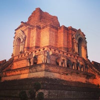 Photo taken at Wat Chedi Luang Varavihara by Tanapol M. on 2/5/2013