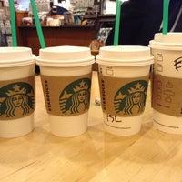 Photo taken at Starbucks by LaShay B. on 10/28/2013