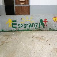 Photo taken at Esperanza by Christian K. on 7/24/2013
