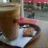 Photo taken at Inspire Coffee Company by Mira S. on 11/6/2012