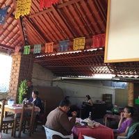 Photo taken at La Cabañ Del Indio by Javier R. on 2/11/2016