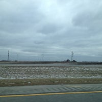 Photo taken at Windmill farm by Eric M. on 12/26/2012