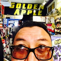 Photo taken at Golden Apple Comics by Ray L. on 5/6/2017