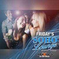 Photo taken at Soho Lounge by Mixxula on 5/14/2016