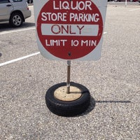 Photo taken at Colliers Liquor Store by __TR3V on 8/23/2014