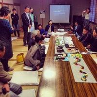 Photo taken at 北秋田市役所 阿仁ふるさと文化センター by Takuma I. on 5/3/2014