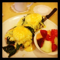 Photo taken at Juicy-O Pancake House by Mats H. A. on 10/26/2012