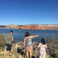 Photo taken at Sand Hollow State Park by Athenas B. on 4/14/2018