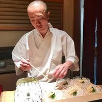 Photo taken at Sushi Tokami by Neli P. on 4/18/2017