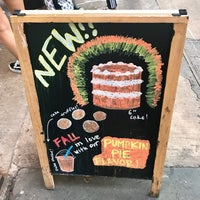 Das Foto wurde bei Momofuku Milk Bar von Neli P. am 10/7/2017 aufgenommen