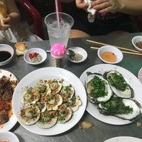 Photo taken at Ốc Đào Nguyen Trai by Trinity M. on 11/18/2017