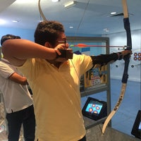 Photo taken at Stars Archery by Mohd Elshad E. on 1/15/2016